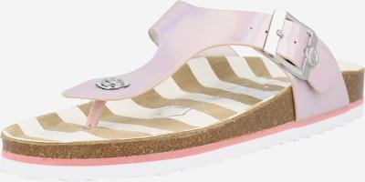 TOM TAILOR Sandale in rosé, Produktansicht
