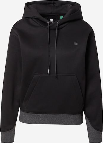G-Star RAW Sweatshirt i svart