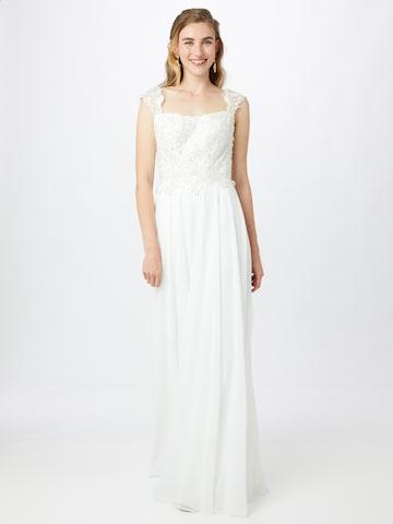 MAGIC BRIDE Večerné šaty - biela
