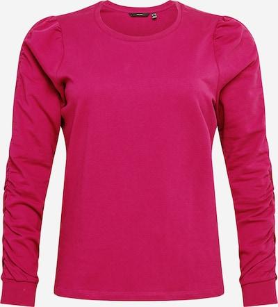 Vero Moda Curve T-shirt 'Yola' en fuchsia, Vue avec produit