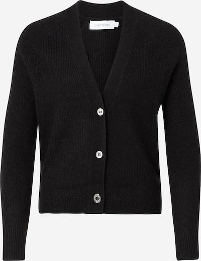 Calvin KleinNeuletakki värissä musta, Tuotenäkymä
