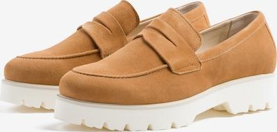 BRAX Schuh in camel, Produktansicht