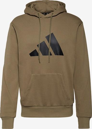 ADIDAS PERFORMANCE Sportsweatshirt in de kleur Kaki, Productweergave