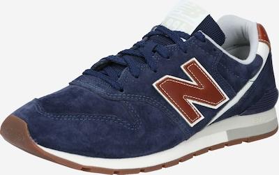 new balance Sneaker in navy / braun / weiß, Produktansicht