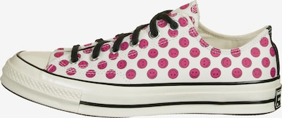 CONVERSE Schuhe ' Chuck 70 OX ' in rot / weiß, Produktansicht