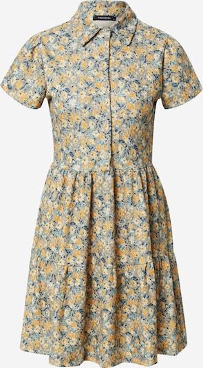 Trendyol Robe-chemise en bleu / jaune / gris / blanc, Vue avec produit