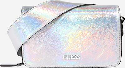 GUESS Bolso de hombro 'PICNIC' en plata, Vista del producto