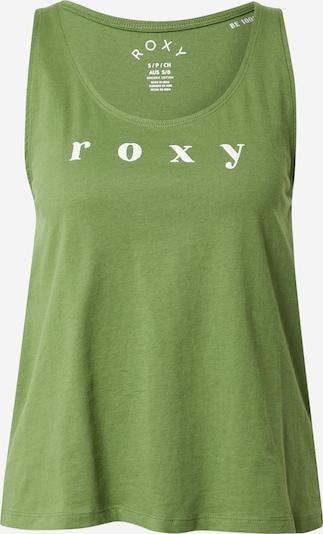 ROXY Top 'CLOSING PARTY' in apfel / weiß, Produktansicht