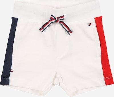 Kelnės iš TOMMY HILFIGER , spalva - tamsiai mėlyna / ugnies raudona / balta, Prekių apžvalga