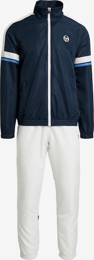 Sergio Tacchini Trainingsanzug 'Cryo Tracksuit' in navy / dunkelblau / weiß, Produktansicht