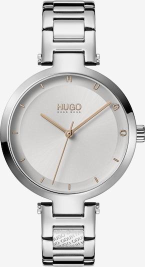 HUGO Uhr in silber, Produktansicht