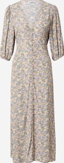 Envii Skjortklänning 'MONIQUE' i sand / blå / ljusgrön / rosa / vit, Produktvy