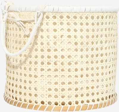 ABOUT YOU Laundry Basket 'Cozy' in Beige, Item view