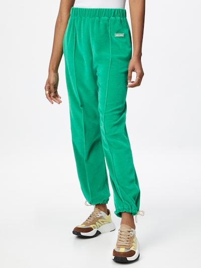 LOCAL HEROES Hose in grün, Modelansicht
