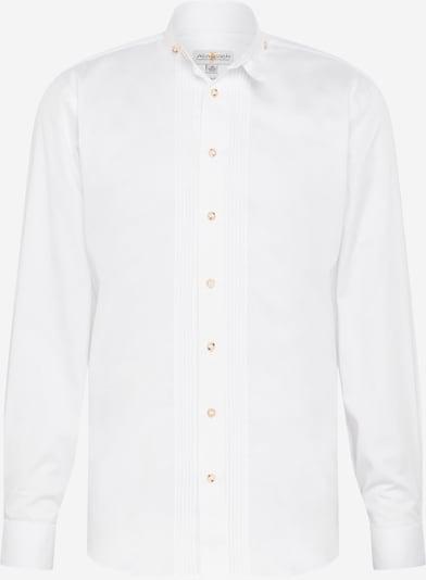 ALMSACH Trachten-paita värissä valkoinen, Tuotenäkymä