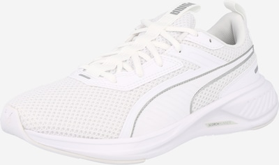 PUMA Running Shoes 'Scorch Runner' in Silver grey / White, Item view