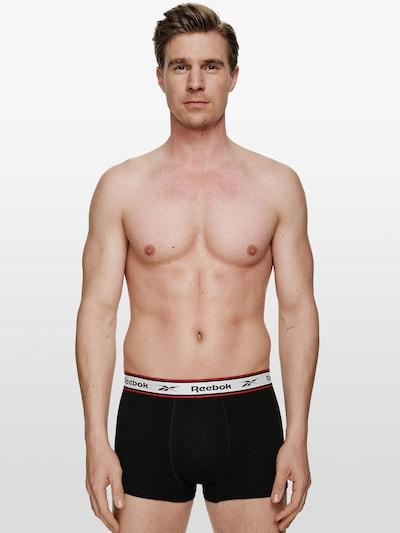 Reebok Sport Sous-vêtements de sport 'BARLOW' en noir: Vue de face