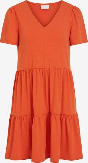 VILA Φόρεμα 'Edena' σε πορτοκαλοκόκκινο, Άποψη προϊόντος