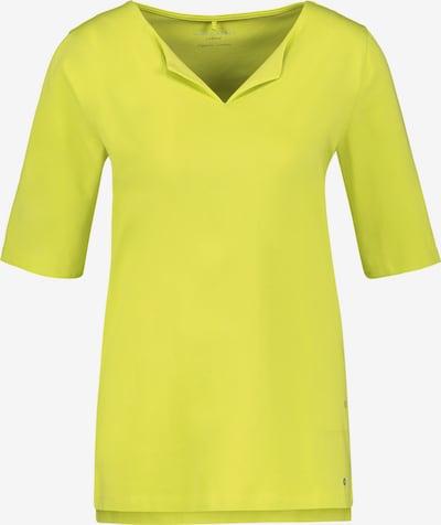GERRY WEBER T-Shirt in limone, Produktansicht