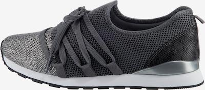 Lynfield Sneaker in grau / silbergrau / dunkelgrau, Produktansicht