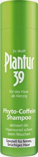 Plantur Haarshampoo 'Coffein' in transparent, Produktansicht