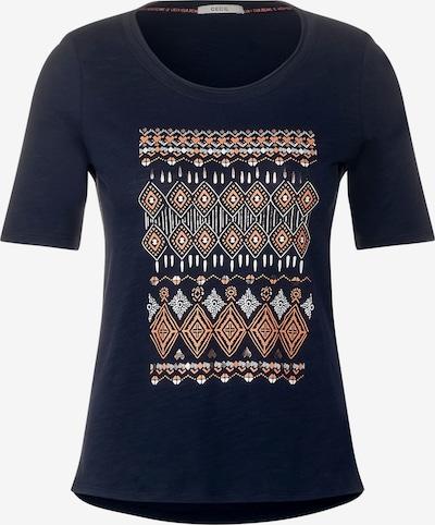 CECIL T-Krekls pieejami kamuflāžas / jauktu krāsu, Preces skats