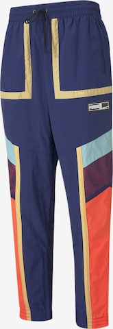 Pantalon de sport 'Court Side' PUMA en bleu