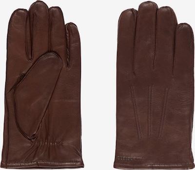 J.Lindeberg Vingerhandschoenen in de kleur Bruin, Productweergave
