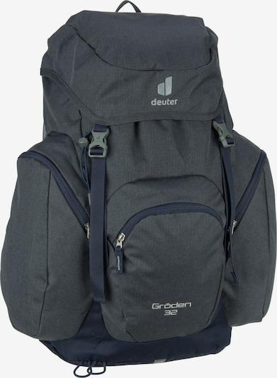 DEUTER Sportrucksack 'Gröden 32' in dunkelgrau, Produktansicht