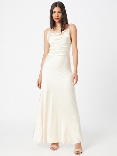 Rochie de seară 'Dawn' Skirt & Stiletto pe șampanie, Vizualizare model