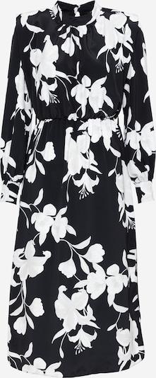 River Island Šaty 'LEMMIE' - černá / bílá, Produkt