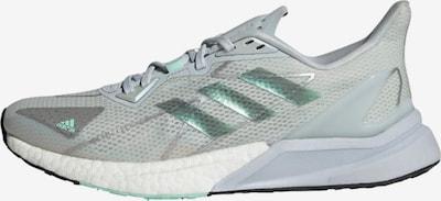 ADIDAS PERFORMANCE Chaussure de course en bleu clair / menthe / blanc, Vue avec produit