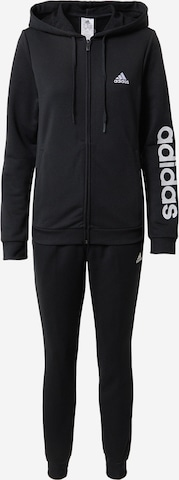 ADIDAS PERFORMANCE Tracksuit in Black