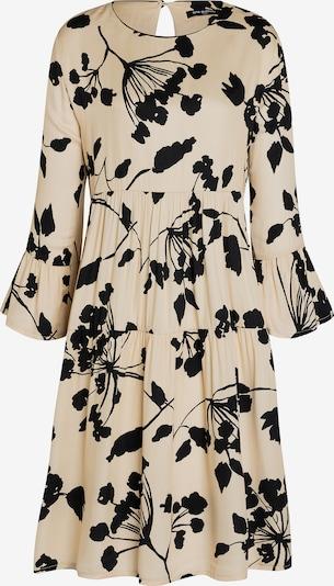 Ana Alcazar Kleid ' Carmo ' in beige / schwarz, Produktansicht