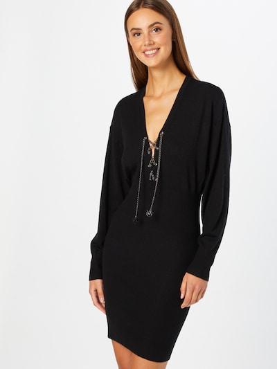 PINKO Kleid in schwarz, Modelansicht