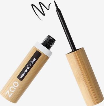 zao Eyeliner 'Bamboo' in Grün