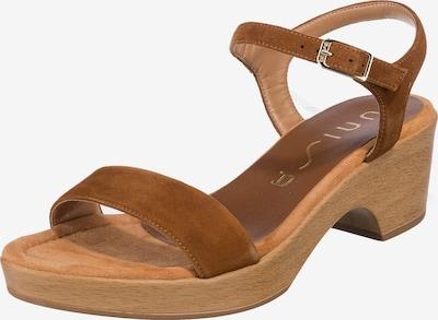 UNISA Sandalette 'Irita' in karamell, Produktansicht