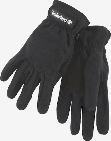 TIMBERLAND Full Finger Gloves in Black