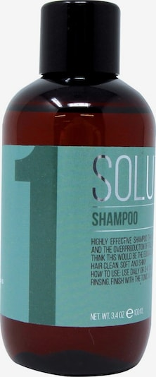 ID Hair Haarshampoo 'Solutions Nr. 1' in braun, Produktansicht