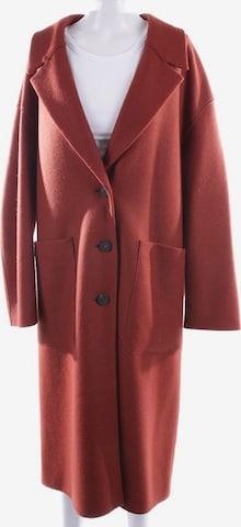 Harris Wharf London Jacket & Coat in L in Red
