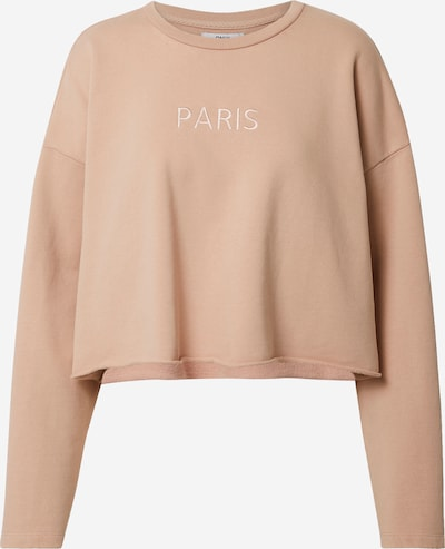 ONLY Sweatshirt 'HALEY' in nude, Produktansicht