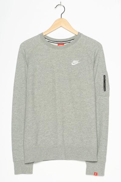NIKE Sweatshirt in M in hellgrau, Produktansicht