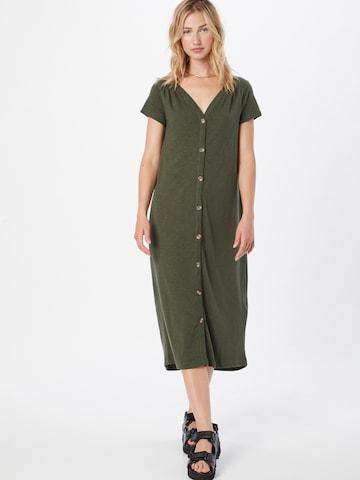 Whistles Sukienka koszulowa 'LEONIE' w kolorze zielony