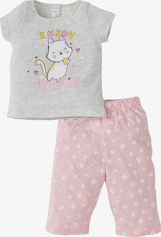 DeFacto Pyjama in Grau
