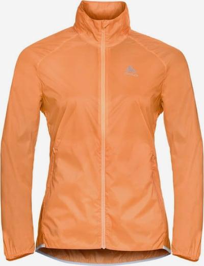ODLO Jacke in orange, Produktansicht