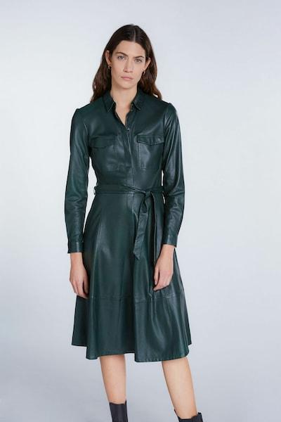 SET Kleid in grün, Modelansicht