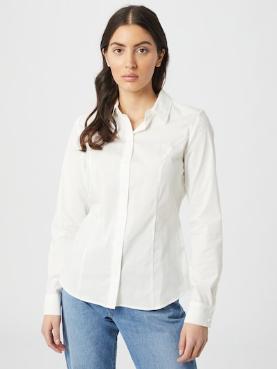 TAIFUN Blouse in Off white, View model