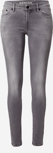 Jeans DENHAM di colore grigio denim, Visualizzazione prodotti