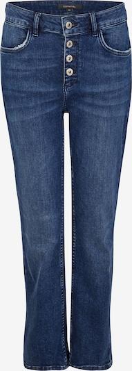 COMMA Slim Fit: Straight crop leg-Jeans in dunkelblau, Produktansicht