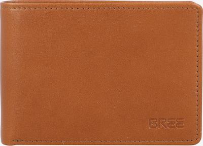 BREE Portemonnee in de kleur Cognac, Productweergave